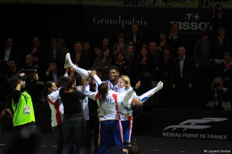 Championne du Monde !!